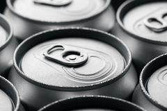 Soft drinks can Royalty Free Stock Photos