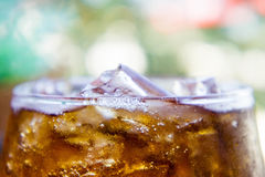Soft drinks Quenching drinks that many people like. Soft drinks Quenching drinks that many people like Stock Images