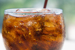 Soft drinks , Sweet, thirst-quenching soft drinks are popular. Soft drinks Sweet, thirst-quenching soft drinks are popular Royalty Free Stock Photo