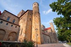 Castle-like church Stock Photos