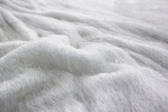 Soft fiber for silk. Royalty Free Stock Image