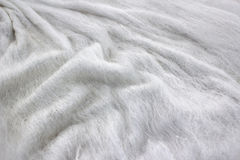 Soft fiber for silk. Royalty Free Stock Photo