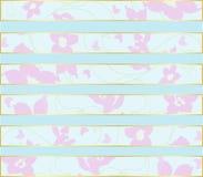 Soft floral vector background vector illustration