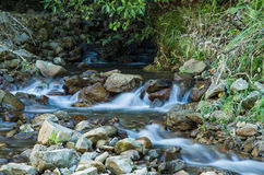 Soft Flowing Waters Royalty Free Stock Photography