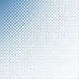 Soft focus halftone blue Stock Photos