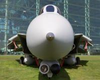 Soft focus Jet Fighter Profile Stock Photos