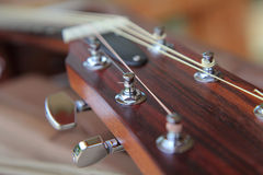 Free Soft Focus Of Guitar Tune Pin Royalty Free Stock Images - 57206839