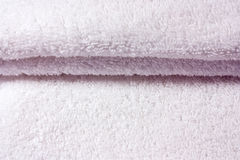 Soft folded towels Royalty Free Stock Photos