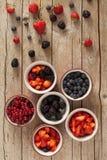 Soft Fruits Mix Royalty Free Stock Image
