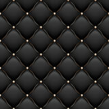 Soft Gloss seamless Quilted Pattern. EPS 10 vector Royalty Free Stock Photos