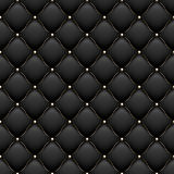 Soft Gloss seamless Quilted Pattern. EPS 10 vector Stock Image