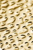 Soft gold reflector paper Stock Photos