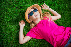 Soft grass Royalty Free Stock Images