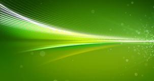 Soft Green Background stock footage