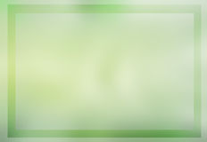Soft green colored abstract background Royalty Free Stock Photos