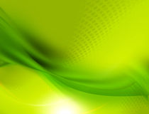 Soft green design Stock Photography