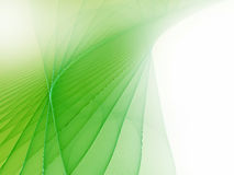 Soft green futuristic background Royalty Free Stock Photography