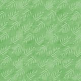 Soft green leaves on fresh green background. Soft green leaf pattern on fresh green textured background Stock Image