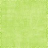Soft Green Scrapbook Background Stock Image