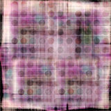 Soft Grunge, spotted abstract Background. A softly textured spotted grunge background for scrapbooking Stock Photo