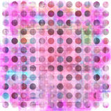 Soft Grunge Spotted Background Abstract stock illustration