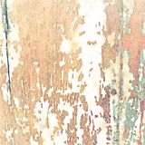 Soft grungy watercolor background with wood grain texture Stock Photos