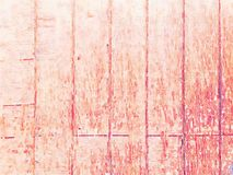 Soft grungy watercolor background with wood grain texture stock photography