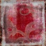 Soft Gypsy Bohemian Tapestry Scrapbook Background Royalty Free Stock Photo