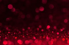 Soft image abstract bokeh dark red with light background.Red,maroon,black color night light elegance,smooth backdrop or artwork de. Sign for new year,Christmas royalty free stock images