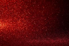 Soft image abstract bokeh dark red with light background.Red,maroon,black color night light elegance,smooth backdrop or artwork de. Sign for new year,Christmas stock photos