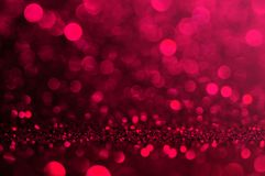 Soft image abstract bokeh dark red with light background.Red,maroon,pink color night light elegance,smooth backdrop or artwork des. Ign for new year,Christmas stock photos