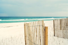 Soft Impressionistic Beach Scene Royalty Free Stock Photo