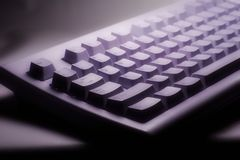 Soft Keyboard Royalty Free Stock Photo