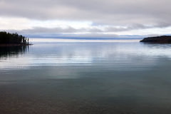 Soft Lake Light Royalty Free Stock Photo