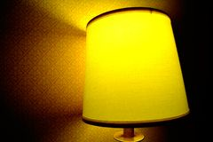 Soft LampLight Stock Images