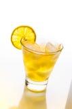Soft Lemon Cocktail Royalty Free Stock Photo