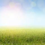 Soft light landscape Stock Images