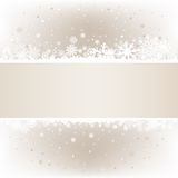 Soft light snow mesh background with textarea Royalty Free Stock Images