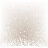 Soft light snow mesh background Royalty Free Stock Photography