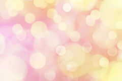 Soft lights background Stock Photos