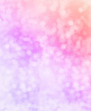 Soft lights background. The Pink Soft lights background stock photography