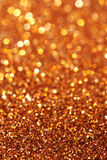 Soft lights yellow, orange, gold background Royalty Free Stock Images