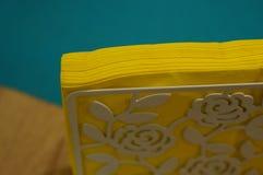 Soft napkins Royalty Free Stock Photos