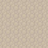 Soft Paisley Damask Stock Images