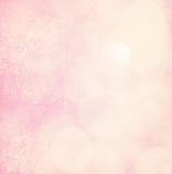 Soft pink background Stock Images