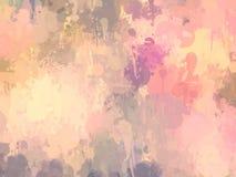 Soft pink brush strokes  background Stock Photos