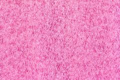 Soft pink plastic texture for background Royalty Free Stock Photography