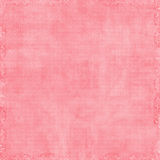 Soft Pink Scrapbook Background. Soft grungy textured background antique vintage style Stock Images