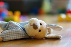 Soft plush dog Royalty Free Stock Photography