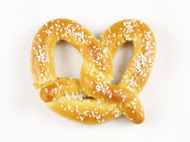 Soft Pretzel Royalty Free Stock Images